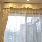 白 シルバー刺繍 ボンディングバランス エレガント 京都市 S×L