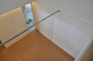 シャープシェード 天然素材 シンプル オーダーカーテン アトリエm